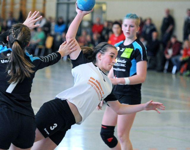 weibl. Jgd C Landesliga,  HSG Baar vs SG Ober-/Unterhausen