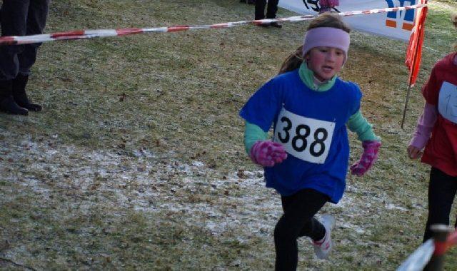 Landesoffene Crosslaufserie Region Süd am 14. Januar 2012 in Trossingen