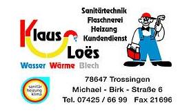Klaus Loes