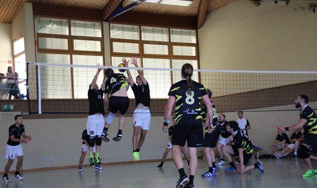 Volleyballer sind Bezirkspokalsieger 2017/18!!!