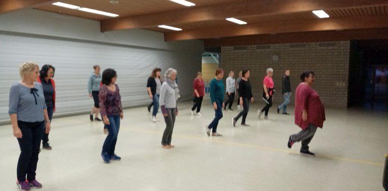 Line-Dance-Kurs