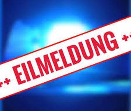 EILMELDUNG: